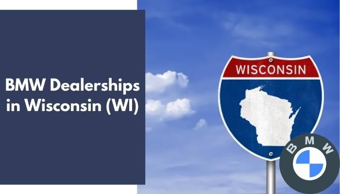 BMW Dealerships in Wisconsin WI