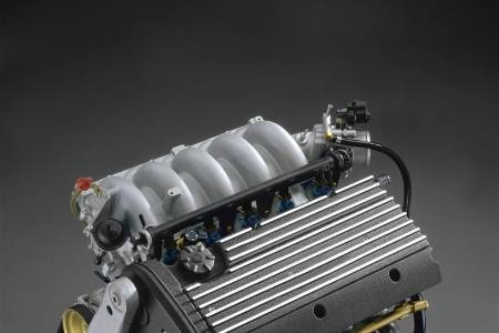 Five Cylinders Engine