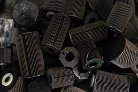 Spinner Oil Filter