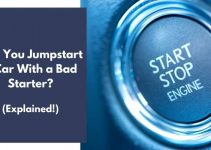 Can You Jumpstart a Car With a Bad Starter? (Explained)