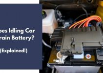 Does Idling Car Drain Battery? (All You Need to Know)