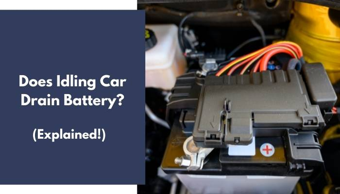 Does Idling Car Drain Battery