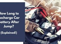 How Long to Recharge Car Battery After Jump? (Explained)