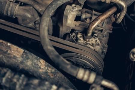 hard starting diesel engine