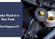 Brake Fluid in a Gas Tank: What REALLY Happens?! (Explained)