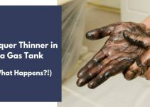 Lacquer Thinner in a Gas Tank: What REALLY Happens?! (Explained)