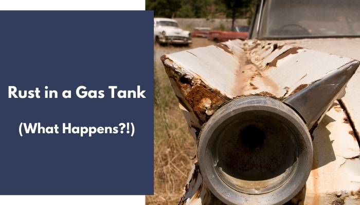 Rust in a Gas Tank