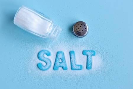 salt in gas tank
