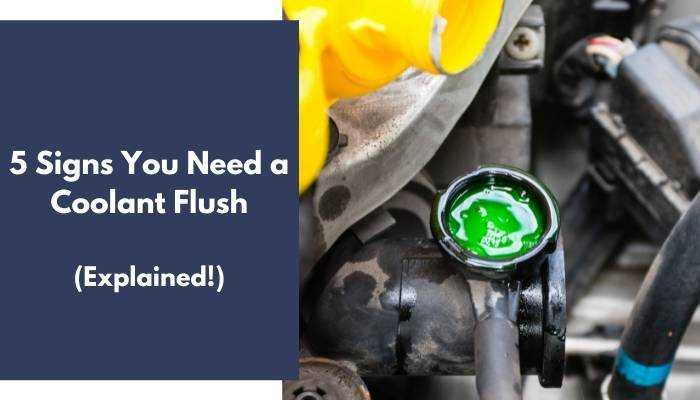 Signs You Need a Coolant Flush