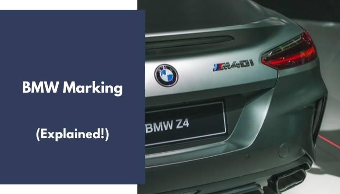 BMW Marking